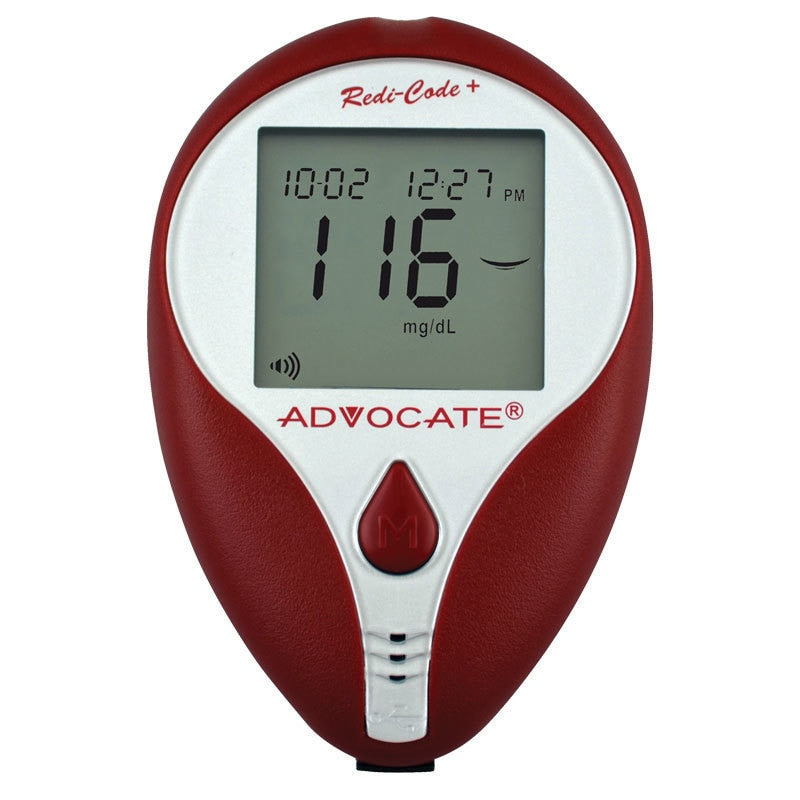 Advocate Redi-Code Speaking Meter Glucose Kit