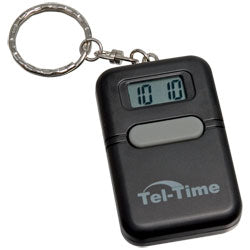 English Talking Keychain- Black