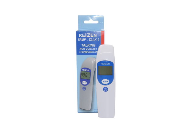 Bilingual Speaking Non Contact Infrared Thermometer