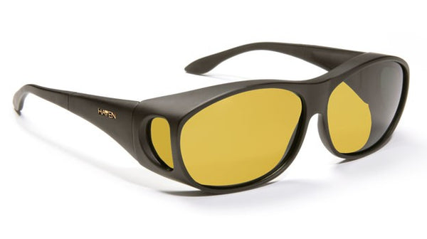 Haven Meridian - Black/Yellow - Medium