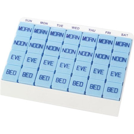 Medi Tray Pill Box