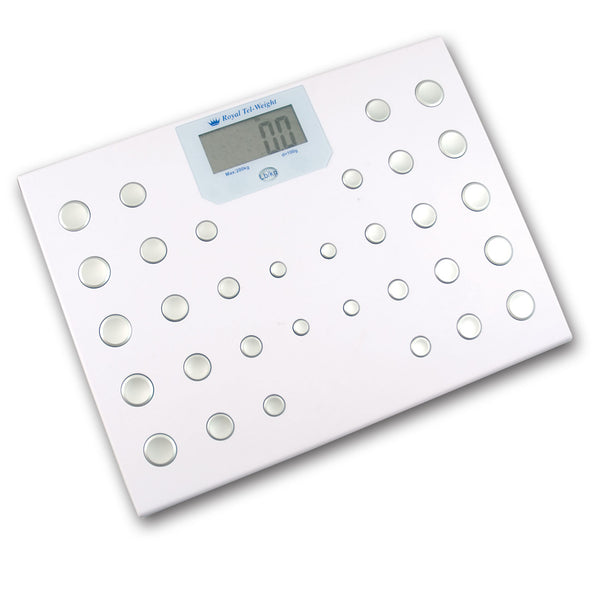 English or Spanish Talking Scale
