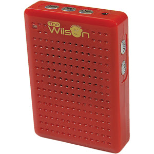 The Wilson Personal Digital Recorder
