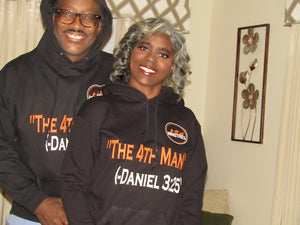 """THE 4Th MAN"" HOODIES UNISEX"