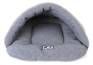 Cozy Dog Cave Bed