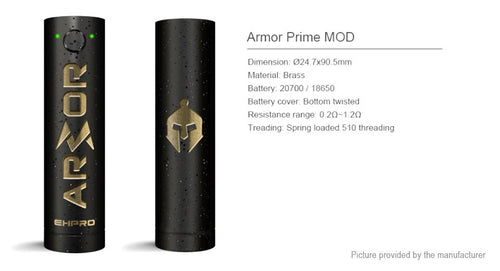 Armor Prime Mod - Merchandise by cory llc