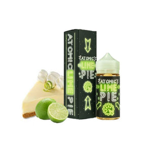 Enfuse Eliquid Atomic Lime Pie - Merchandise by cory llc
