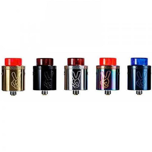 Famovape Yup 24mm RDA - Merchandise by cory llc