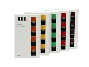 Juul Pods - Merchandise by cory llc