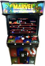 Laden Sie das Bild in den Galerie-Viewer, Marvel Super Heroes Arcade Automat