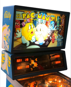 Pac Man Flipper