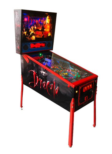 Bram Stoker's Dracula Flipper Customised Edition