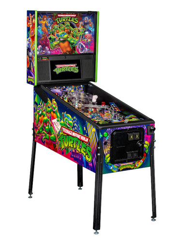Teenage Mutant Ninja Turtles Pro Flipper