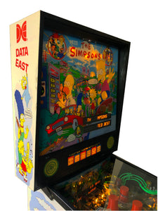 The Simpsons Flipper (Data East)