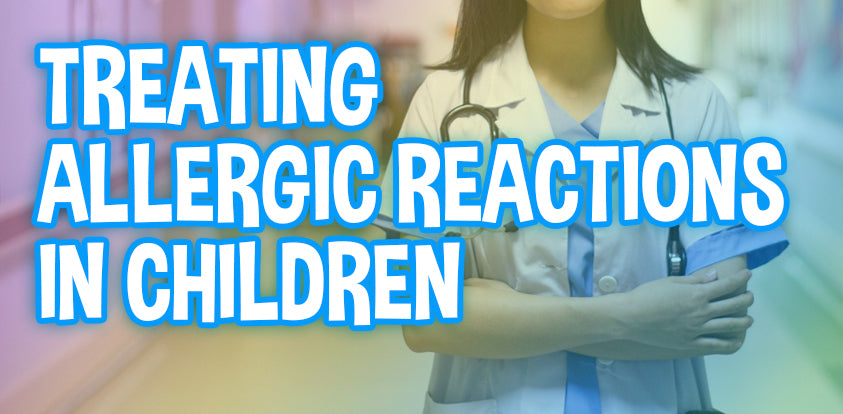 Avoiding and Treating Allergic Reactions In Children