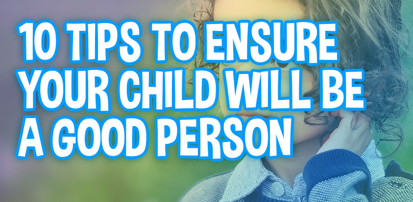 How to make sure your kids will be nice and good people