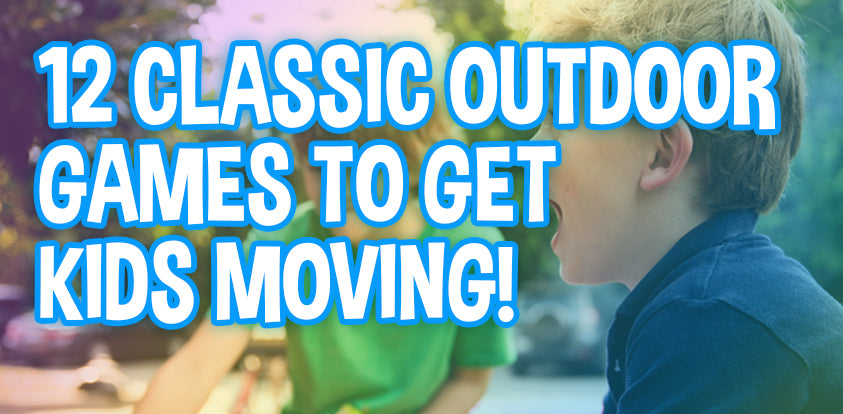 Fun outdoor activities for boy and girls