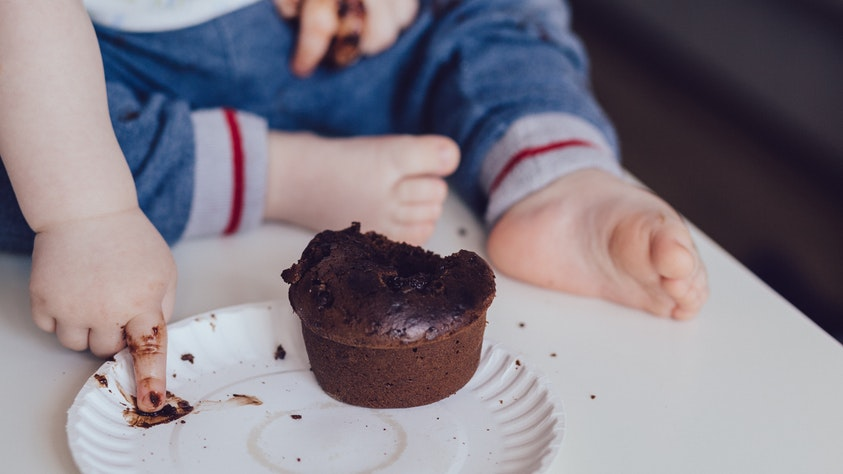 Dirty Kids Are Happy Kids! But Why Do Kids Love Dirt? chocolate child
