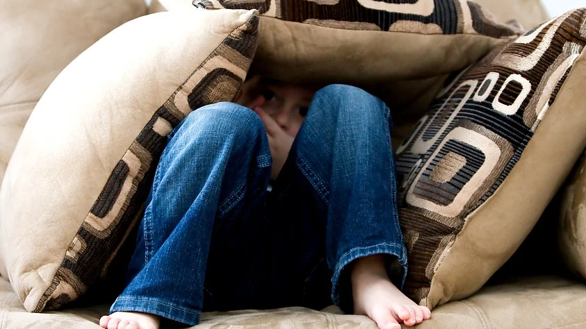 Fun and Low-budget Playtime Ideas basic kid pillow fort