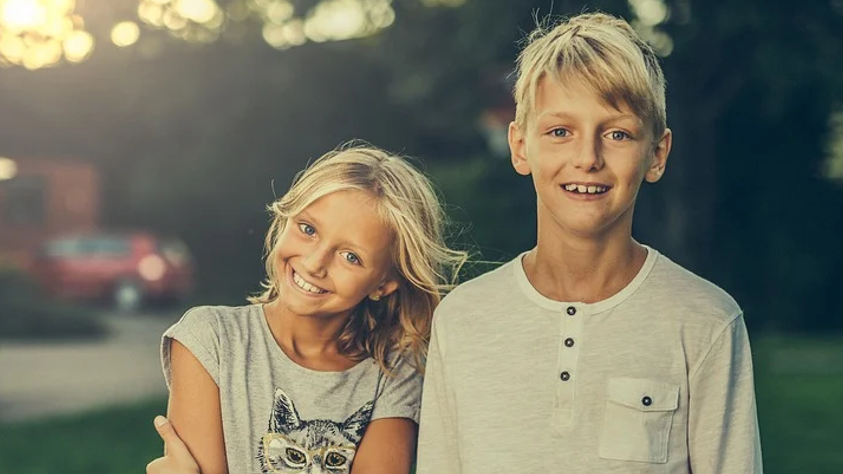Should You Parent Girls and Boys Differently? blonde children