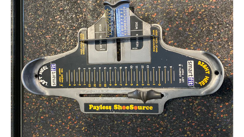 All About The Brannock Device payless