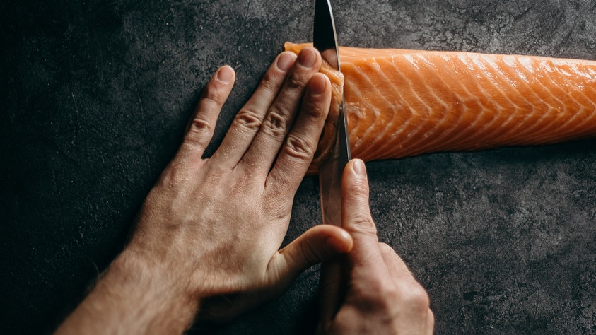 Is It Safe To Serve Fish To Kids? Concerns About Mercury and More! filet knife