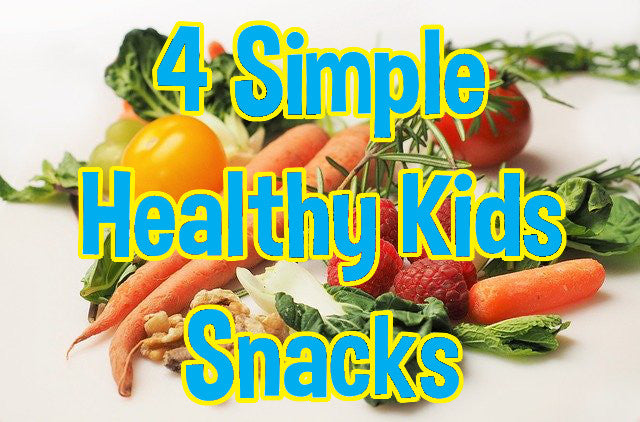 healthy kids snacks thumbnail vegetable