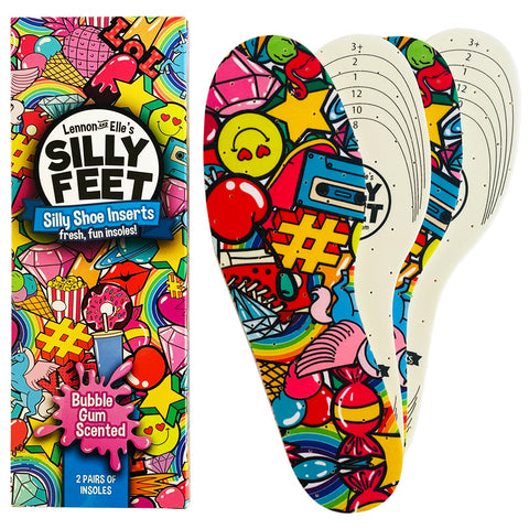 Silly Feet Kids Insole