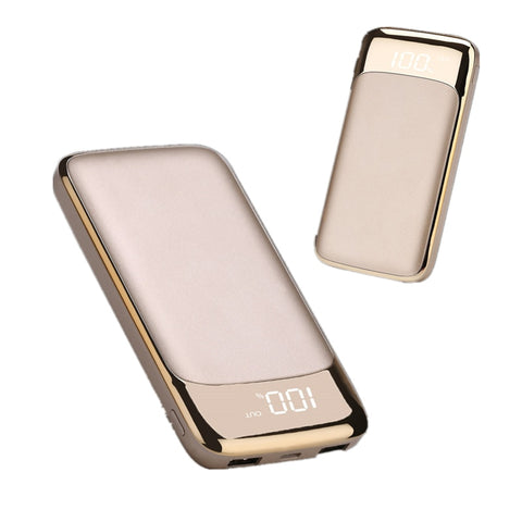 Fast charge Power Bank 20000mAh External Battery Portable Mobile Phone Charger Universal 2 USB Powerbank