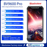 Blackview BV9600 Pro, 6GB+128GB 6MP Face ID 6.21 inch FHD+ wireless charge NFC