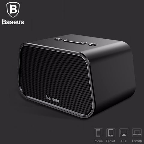 Baseus Bluetooth Speaker Mini Portable Outdoor Wireless Speaker 3D stereo Music surround Player altavoz bluetooth speakers