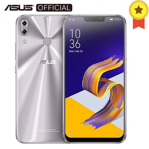 Asus Zenfone 5Z ZS620KL Dual Sim 6.2 inch Smart Phone with 4GB RAM, 64GB ROM