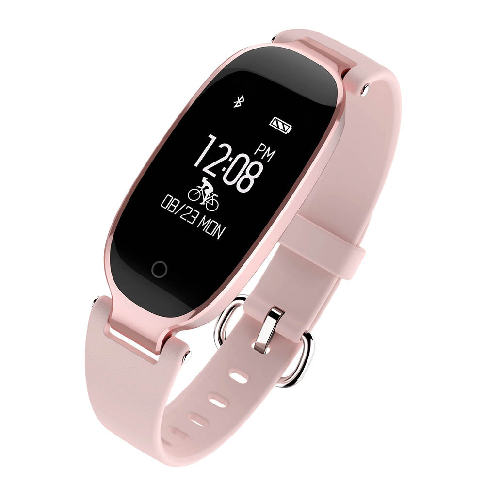 LEMFO S3 Smart Watch Women Wristbands Fitness Bracelet Heart Rate Monitor IP68 Waterproof Bluetooth For IOS Android