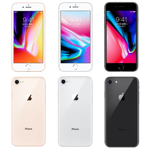 Apple iPhone 8 2GB RAM 64GB/256GB Hexa-core IOS 3D Touch ID LTE 12.0MP