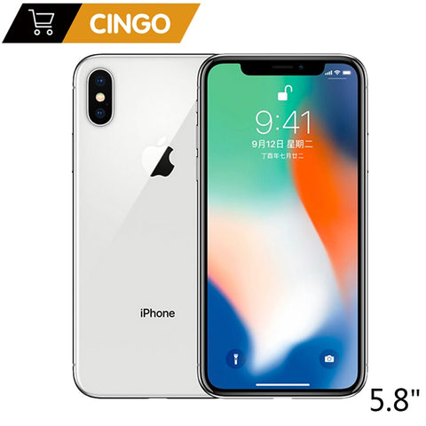 Apple iPhone X 3GB RAM 64GB 256GB ROM 5.8