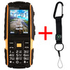 Original DTNO.I A9 Russian keyboard IP67 Waterproof shockproof phone