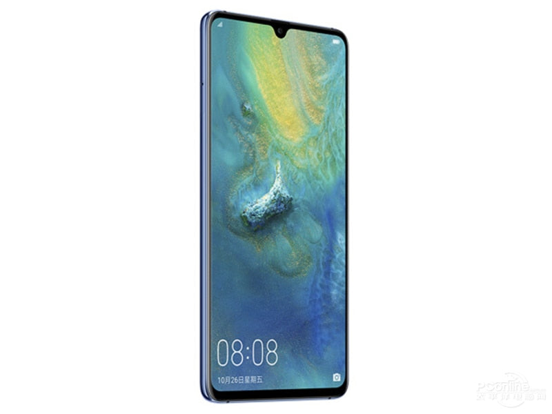 "Original HuaWei Mate 20 X 4G LTE Mobile Phone Kirin 980 Android 9.0 7.2"" 2240x1080 8GB RAM 256GB ROM 40.0MP NFC Leica IP53"