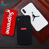 Ultra Thin Case for iPhone X 8 7 6 5 Plus Back Cover Soft Fitted Half Wrapped 6S 5S Phone cases for iPhone7 iPhone8 iPhone6