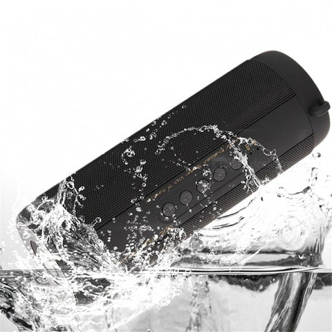 Waterproof Bicycle Wireless Bluetooth Speakers Support TF FM