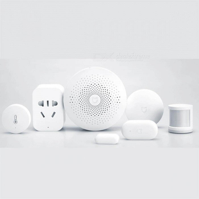 Xiaomi Mijia Wireless Switch Smart Home Kit with Gift Package - White