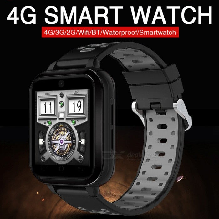 JSBP Q1 Pro 4G Smart Watch Phone Full Network Compatible, Android 6.0, Quad core, WiFi, GPS, 1GB RAM 8GB ROM