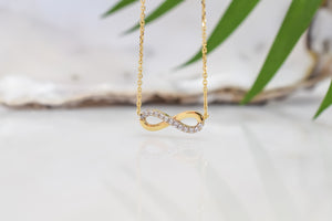 BeMy Gold Infinity Ketting
