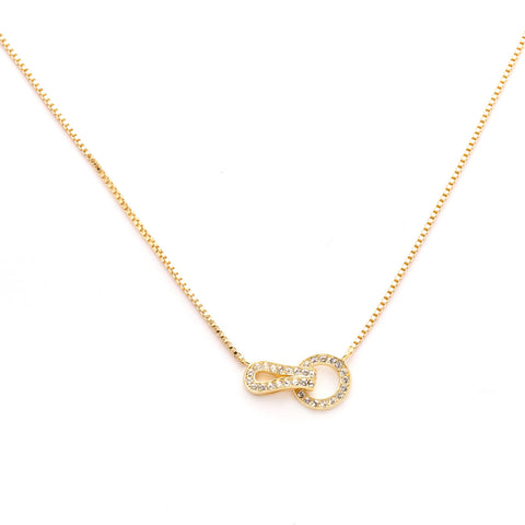 Dimore Nexus Gold Ketting