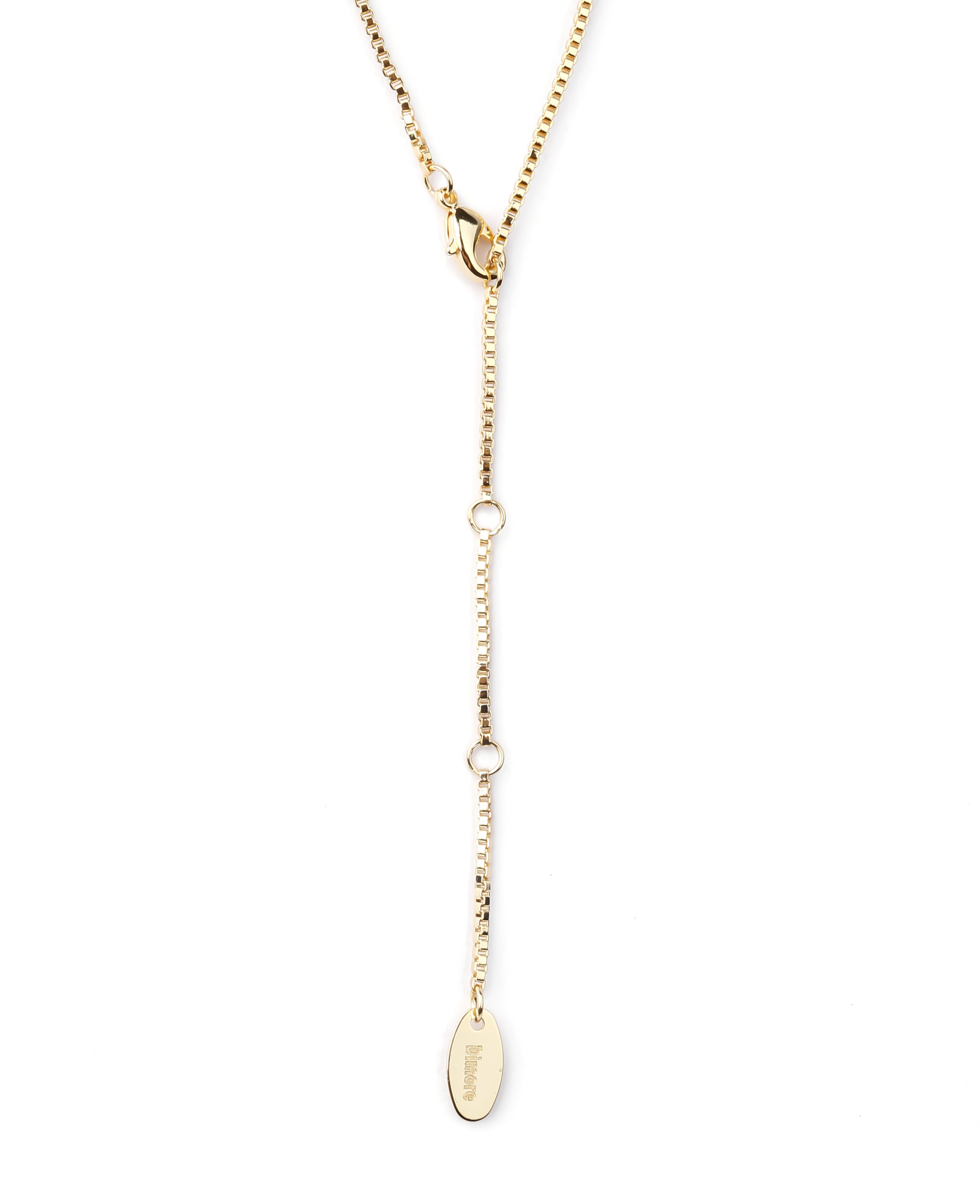 Dimore Sky Ketting Gold