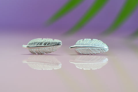 BeMy Silver Feather