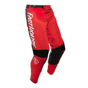 Speed Style 2.0 Raven Pant - Red / White