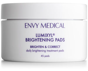 Envy Medical Brightening Pads