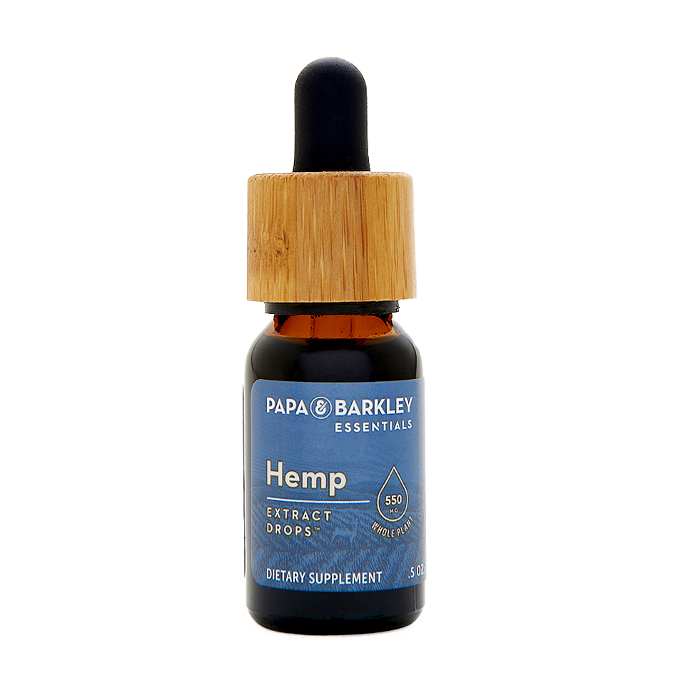 Papa & Barkley Hemp extract CBD drops
