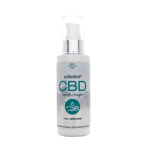 Cibdol CBD Oil Hand Cream