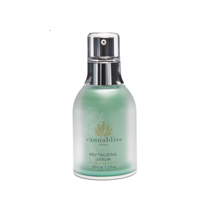 Cannabliss Revitalising Face Serum